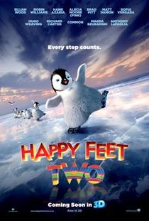 Happy Feet: O Pinguim 2 - Poster / Capa / Cartaz - Oficial 5