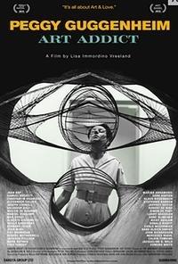 Peggy Guggenheim - Paixão por Arte - Poster / Capa / Cartaz - Oficial 1