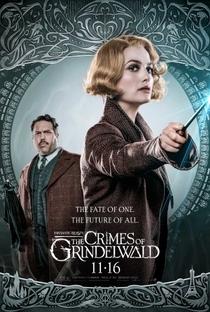 Animais Fantásticos - Os Crimes de Grindelwald - Poster / Capa / Cartaz - Oficial 8
