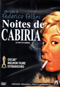 Noites de Cabíria - Poster / Capa / Cartaz - Oficial 15