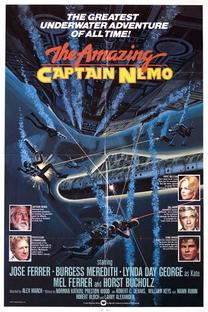 O Fantástico Capitão Nemo - Poster / Capa / Cartaz - Oficial 2