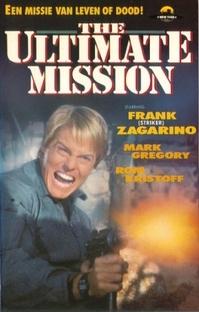 Missão Final - Poster / Capa / Cartaz - Oficial 2