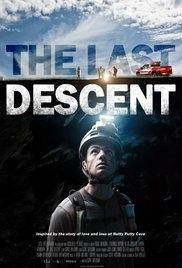 The Last Descent - Poster / Capa / Cartaz - Oficial 1