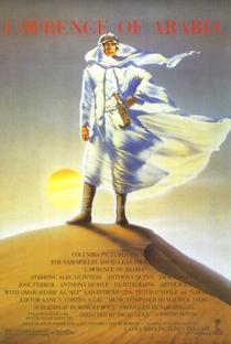 Lawrence da Arábia - Poster / Capa / Cartaz - Oficial 11