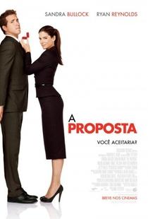 A Proposta - Poster / Capa / Cartaz - Oficial 3