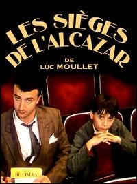 As Poltronas do Cine Alcazar - Poster / Capa / Cartaz - Oficial 1