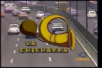 La Chicharra - Poster / Capa / Cartaz - Oficial 1
