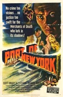 Porto de New York - Poster / Capa / Cartaz - Oficial 2