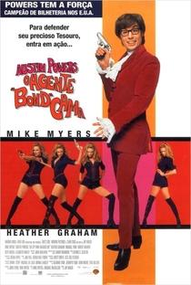 Austin Powers - O Agente 'Bond' Cama - Poster / Capa / Cartaz - Oficial 6