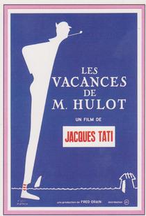 As Férias do Sr. Hulot - Poster / Capa / Cartaz - Oficial 10