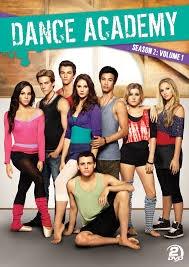 Dance Academy (2ª temporada) - Poster / Capa / Cartaz - Oficial 2