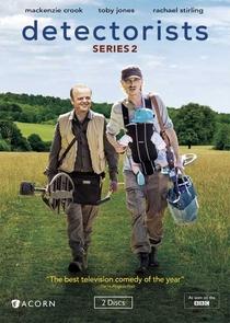 Detectorists (2ª Temporada) - Poster / Capa / Cartaz - Oficial 1