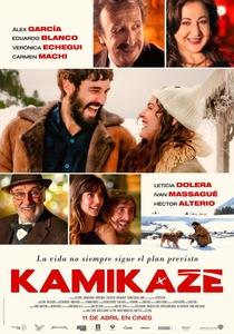 Kamikaze - Poster / Capa / Cartaz - Oficial 1