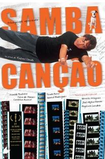Samba Canção - Poster / Capa / Cartaz - Oficial 1