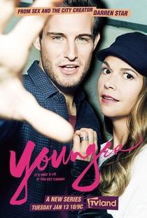 Younger (1ª Temporada) - Poster / Capa / Cartaz - Oficial 2