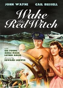 No Rastro da Bruxa Vermelha - Poster / Capa / Cartaz - Oficial 4