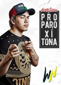 Whindersson Nunes em Proparoxítona - Poster / Capa / Cartaz - Oficial 1