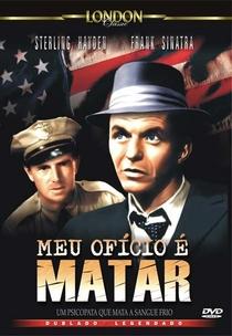 Meu Ofício é Matar - Poster / Capa / Cartaz - Oficial 2