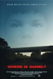 Where Is Daniel? - Poster / Capa / Cartaz - Oficial 1