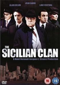 Os Sicilianos - Poster / Capa / Cartaz - Oficial 7