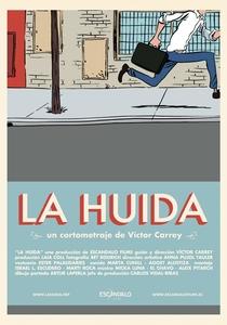 A fuga - Poster / Capa / Cartaz - Oficial 3