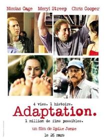 Adaptação. - Poster / Capa / Cartaz - Oficial 6