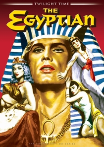 O Egípcio - Poster / Capa / Cartaz - Oficial 3