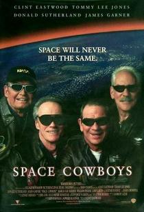 Cowboys do Espaço - Poster / Capa / Cartaz - Oficial 4