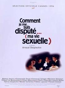 Como Eu Briguei (Por Minha Vida Sexual) - Poster / Capa / Cartaz - Oficial 1