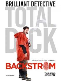 Backstrom (1ª Temporada) - Poster / Capa / Cartaz - Oficial 2