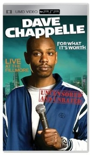 Dave Chappelle: For What It's Worth - Poster / Capa / Cartaz - Oficial 1