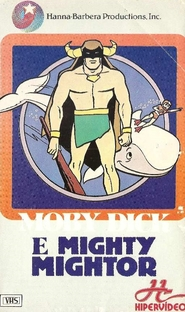 Moby Dick e Mighty Mightor - Poster / Capa / Cartaz - Oficial 1