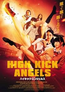 High Kick Angels - Poster / Capa / Cartaz - Oficial 1