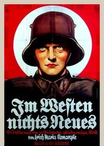 Sem Novidade no Front - Poster / Capa / Cartaz - Oficial 15