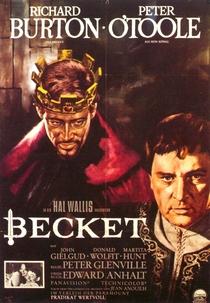 Becket, O Favorito do Rei - Poster / Capa / Cartaz - Oficial 4