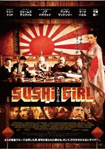 Sushi Girl - Poster / Capa / Cartaz - Oficial 5