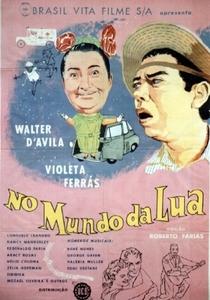 No Mundo da Lua - Poster / Capa / Cartaz - Oficial 1