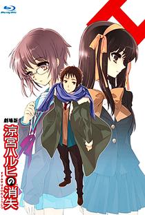 Suzumiya Haruhi no Shoushitsu - Poster / Capa / Cartaz - Oficial 3