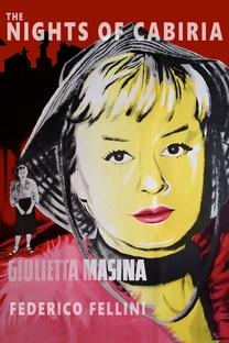 Noites de Cabíria - Poster / Capa / Cartaz - Oficial 10