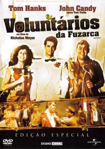 Os Voluntários da Fuzarca - Poster / Capa / Cartaz - Oficial 5