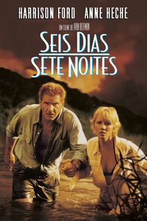 Seis Dias, Sete Noites - Poster / Capa / Cartaz - Oficial 4