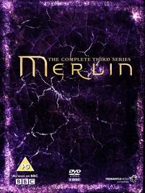As Aventuras de Merlin (3ª Temporada) - Poster / Capa / Cartaz - Oficial 5