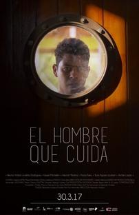 O Homem Que Cuida - Poster / Capa / Cartaz - Oficial 1