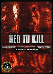 Red To Kill - Poster / Capa / Cartaz - Oficial 6