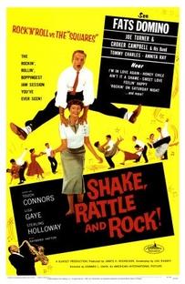Shake, Rattle & Rock! - Poster / Capa / Cartaz - Oficial 1