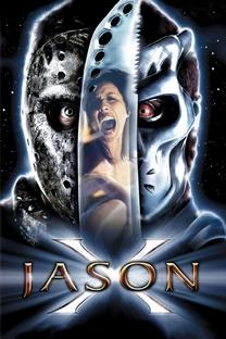 Jason X - Poster / Capa / Cartaz - Oficial 4