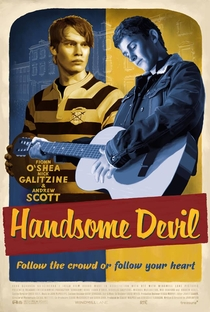 Handsome Devil - Poster / Capa / Cartaz - Oficial 2