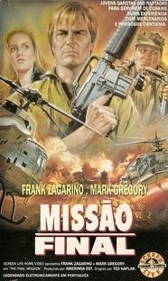Missão Final - Poster / Capa / Cartaz - Oficial 4