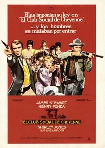 Cheyenne - Poster / Capa / Cartaz - Oficial 3
