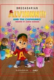 Alvinnn!!! E Os Esquilos  - Poster / Capa / Cartaz - Oficial 1
